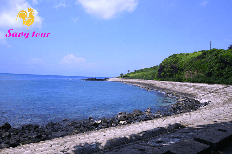 Bến Nghè Đảo Cồn Cỏ