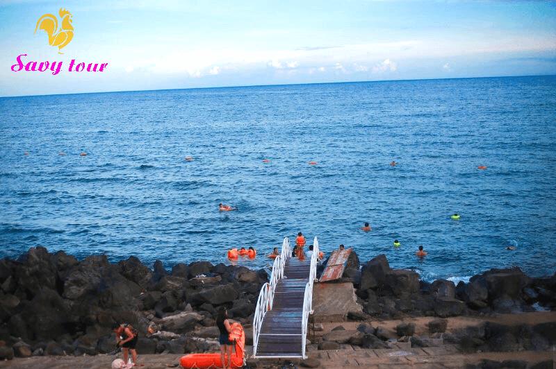 Bến Tranh Đảo Cồn Cỏ