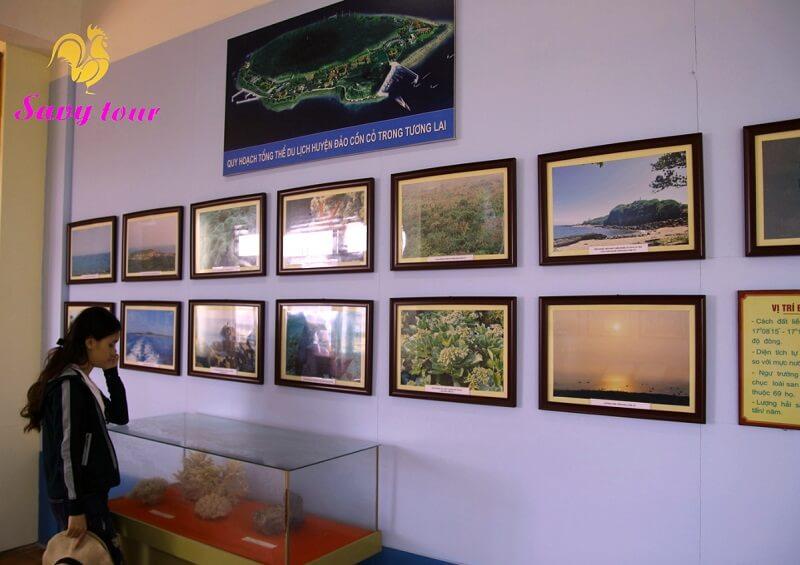 Phòng Truyền Thống Đảo Cồn Cỏ