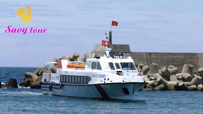 Tàu Cao Tốc Đảo Cồn Cỏ