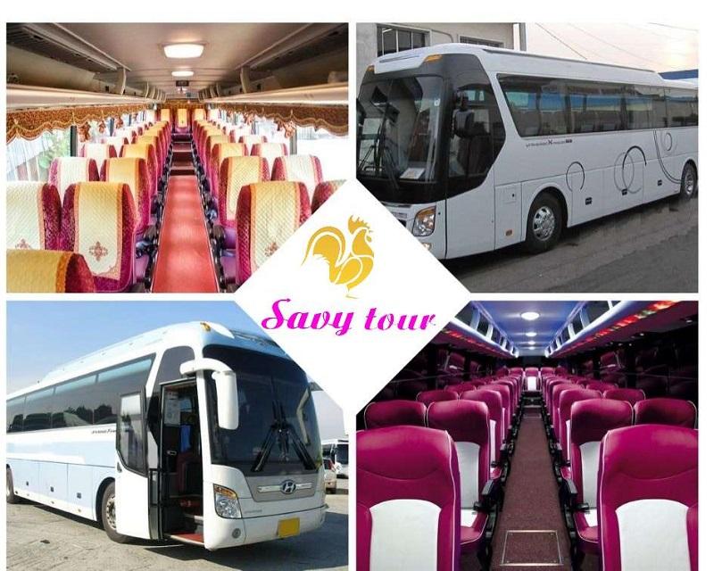 Xe Bus Hội An đi cảng Sa Kỳ