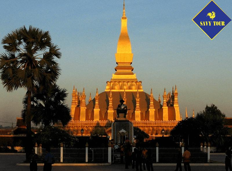 Tour Lào - Viêng Chăn
