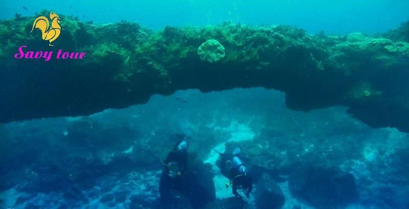 Cổng Tò Vò Dưới Nước